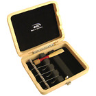 English horn / oboe d'amore reed case for 4 reeds