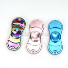 3D ADD Aluminum Hand Spinner Focus Anxiety Fidget Finger for Copper Relief Toy