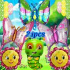 BUGS INSECTS BALLOONS BEE BUTTERFLY Garden Decor Shower Birthday Party Supply A
