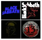 Black Sabbath Coaster 13 Flame Band Logo New Official Single 9.5cm x 9.5cm Drink