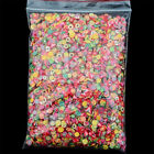 1000PCS 3D Cute Animal/Fruit/Flower Nail Art Fimo Cane Polymer Clay Decals DIY