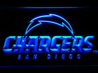 San Diego Chargers alternate LED Neon Sign $14.54 USD on eBay