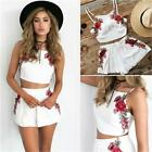 New Women Summer Beach Jumpsuit Clubwear Bodycon Playsuit Romper Hot Short Pants