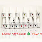 gelish polish colours - GELISH HARMONY - PART C Soak Off Gel Nail Polish Lot Set UV Nail -Pick ANY Color