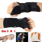 wrist carpal - Breathable Right/Left Carpal Tunnel Splint Wrist Support Brace Arthritis Sprain