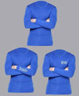 Personalised Compression Armour Baselayer Top Thermal Skins Shirt Royal