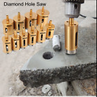 Diamond Hole Saw 28-60mm Drill Bit Cutter Tile Glass Ceramic Porcelain Marble