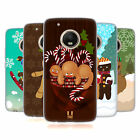 HEAD CASE DESIGNS THE GINGERBREAD SOFT GEL CASE FOR MOTOROLA MOTO G5 PLUS