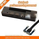 V8.0 Independent EXP GDC Beast Laptop External Video/Graphics Card To PCI-E 16X