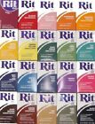 RIT Dyes ~ Various Colors and Types Available