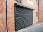 ELECTRIC INDUSTRIAL SECURITY ROLLER SHUTTER / GARAGE DOORS- All sizes available!