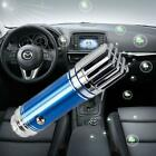 Auto Car Fresh Air Purifier Oxygen Bar Ozone Ionizer Cleaner New ionic USA