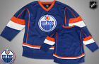 NHL Edmonton Oilers HOME Hockey Youth Jersey S M L XL Quality Embroidered Logo