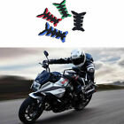 Oil Gas Fuel Tank Pad Protector Motorcycle Cruiser Fishbone Rubber Decal Sticker