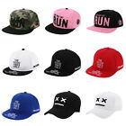 Внешний вид - Summer Toddler Kids Baby Boys Girls Baseball Cap Unisex Embroidery Snapback Hat