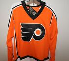 NHL Philadelphia Flyers Hockey Jersey New Mens Sizes MSRP $60 $29.92 USD on eBay