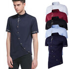Men's Formal Dress Shirt Men Designer Casual Luxury Shirts Wedding S M L XL XXL