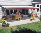 20x9 ft.  SunSetter Manual Retractable Awning 900XT Model Outdoor Deck & Patio