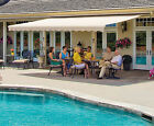 18 ft. SunSetter Motorized XL Retractable Awning -  Shade for your Deck or Patio