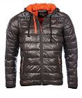 Geographical Norway homme - Doudoune Marron Geographical Norway  MP3 Brith