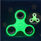 Hand Spinner Tri Fidget Kids Adult Focus Hot Toy Stress Relief Glow in the Dark