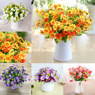 New Bunch Wedding Artificial Silk Hydrangea Posy Flower Bouquet Home Party Decor