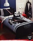 STAR WARS The Force SINGLE, DOUBLE or QUEEN Duvet/Doona/Quilt Cover SET BNIP $29.99 AUD