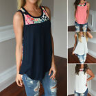 HOT Fashion Summer Women's Ladies Casual Loose Sleeveless Vest Tank Tops Blouse*