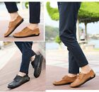 Mens Leather Designer Shoes / Comfort Casual Breathable Loafers