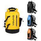 30L Large Waterproof Dry Bag Backpack Floating Boating Kayaking Camping Sack