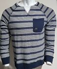 DUCK AND COVER MAXWELL LONG SLEEVE STRIPED TOP IN SIZES S/M/L/XL/XXL ONLY £12.99