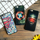 Coque Superman Captain housse Case iPhone 5/5s5se 6/6 plus 7/7plus