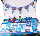 New Spiderman Kids Theme Birthday Party Decor Supplier Boys Favor Tableware