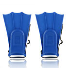 Toddler Kids Adjustable Flippers Fins Swimming Diving Learning Tools Pool Beach