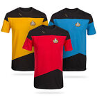 NEW STAR TREK UNIVERSE ENTERPRISE UNIFORM T-SHIRT HD PRINT UK REGULAR SIZE on eBay