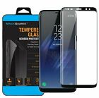 For Galaxy S8 Plus / Note 8 Tempered Glass Full Coverage Screen Protector