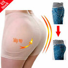 Lady Seamless Butt Lifter Hip Enhancer Briefs Bum Shapewear Underpants BoyShorts