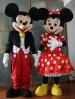 Mickey and Minnie Mouse Adult Costume Party Cartoon Cosplay Fancy Dress Hot Sale
