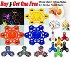 New Star Tri-spinner Finger Spinner Hand Fidget EDC ADHD Autism Desk Focus Toy
