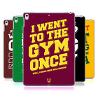 HEAD CASE DESIGNS FUNNY WORKOUT STATEMENTS BACK CASE FOR APPLE iPAD PRO 2 10.5
