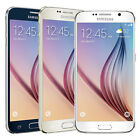 Cell Phones Smartphones - New Samsung Galaxy S6 SMG920T 32GB BlackGold TMobile Unlock Smartphone