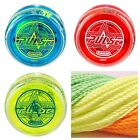 Внешний вид - Duncan Pulse Led Light Up Yo Yo Blue Yellow Red + 3 Strings YE/OR/GR New YoYo