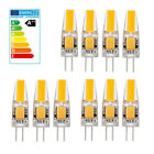 Dimmable 4W 6W G4 COB Led Bulbs SMD Light Lamps Replace Halogen bulb DC/AC 12V