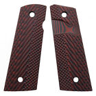 1911 Slim Grip G10 Full Size Magwell Mag Release Ambi Safety Cool Hand H1SM-J1SMPistol - 73944