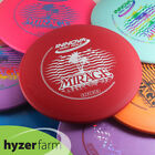 Innova DX Ghost Stamp MIRAGE *pick weight & color* Hyzer Farm disc golf putter