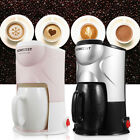 Mini 220V 300W Semi-automatic Espresso Coffee machine Drip Cups Coffee Maker  cheap