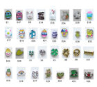 Floating Charm ST PATRICKS EASTER for Glass Memory Lockets