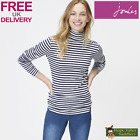 Joules Ladies Bancroft Jersey Top FREE UK Shipping