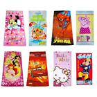 Disney and Character Towels - Official Beach Bath Towels - New