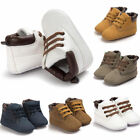 Infant Baby Boys Girls Soft Sole Crib Shoes Warm Boots Anti-slip Sneakers 0-18M